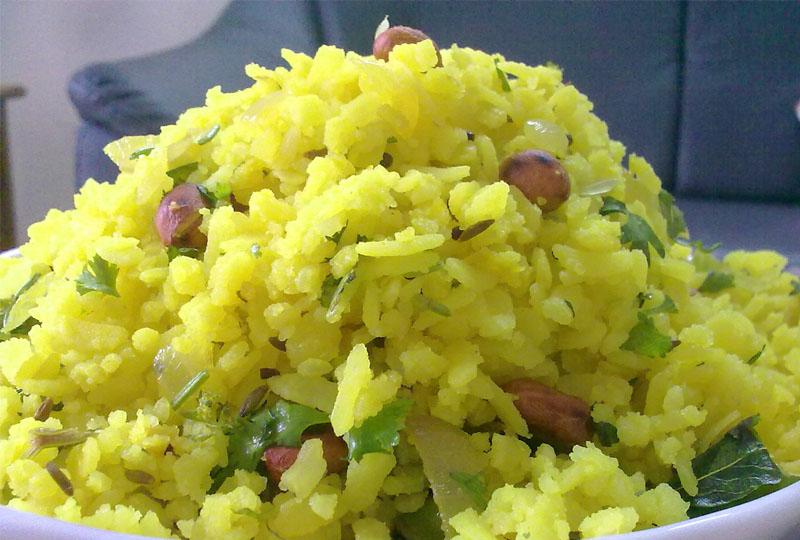Delicious food to taste in Nagpur