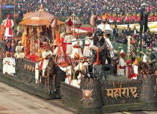 Maharashtra tableau wins 1st prize at Republic Day parade in New Delhi