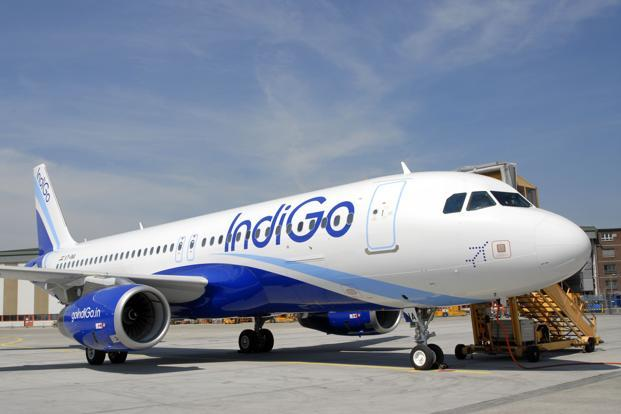 Indigo Airlines Boarding Pass Our Nagpur