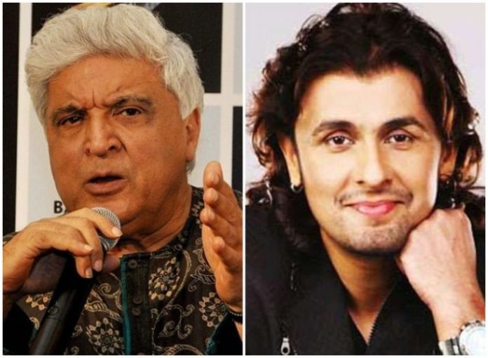 Javed Akhtar says 'loud speakers should not be used by the mosques', supports Sonu Nigam 1