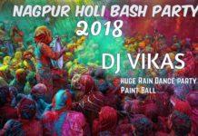 Nagpur Holi Bash Party