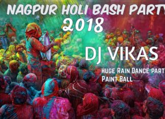 Nagpur Holi Bash Party