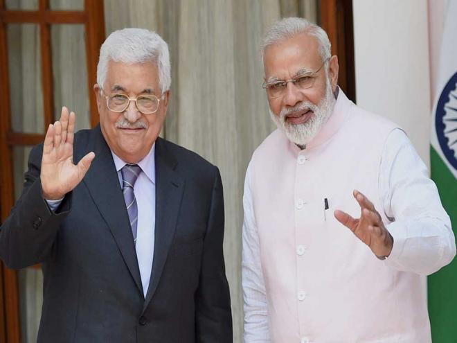 Narendra Modi first Indian PM to visit Palestine: Trip ...