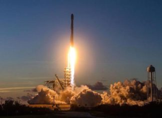 SpaceX mission successfully deploys first test satellite