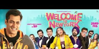 Welcome to New York is Bollywood's first comedy in 3D set for release