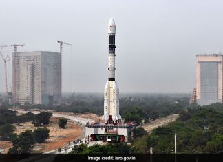 ISRO to launch GSLV-F08 carrying the GSAT-6A communication satellite today