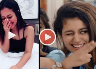 Neha Kakkar's Priya Prakash Varrier-Inspired Video Is Pretty Cute