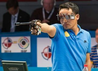 Commonwealth games 2018 Jitu Rai
