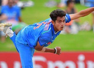 IPL 2018 : Kamlesh Nagarkoti