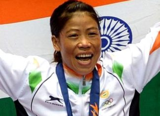 Commonwealth Games 2018 : Boxers Mary Kom, Gaurav Solanki, Shooter Sanjeev Rajput claims Gold