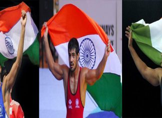 Commonwealth Games 2018 : Wrestler Rahul Aware, Sushil Kumar wins Gold, Babita Kumari bags Silver for India