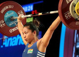 Commonwealth Games 2018 : Meerabai Chanu