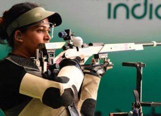 Commonwealth Games 2018 : Tejaswini sawant