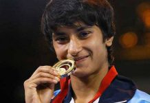 Commonwealth Games : Vinesh Phogat