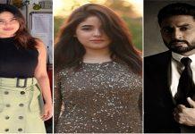 Priyanka, Zaira & Abhishek