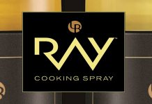 Ray Cooking Spray