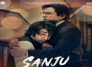 Sanju New Poster