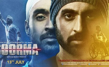Soorma : Diljit Dosanjh Unveils New Poster