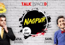 TALKSPACED Presents Just Stand Up with Atul Khatri and Sahil Shah, this time in Nagpur