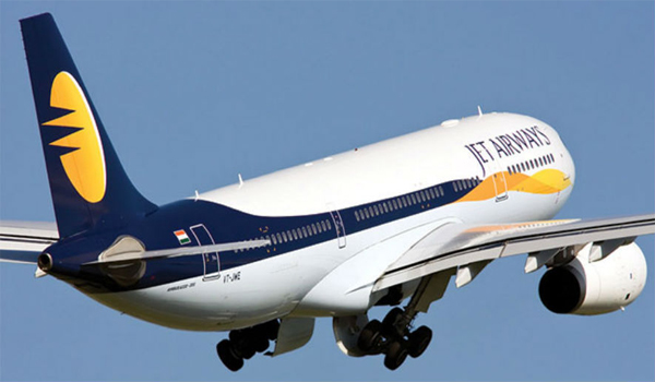 JET Airways to introduce three new flights from Nagpur