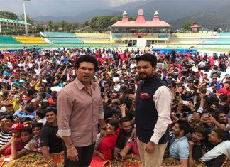 Sachin Tendulkar Launches Khel Mahakumbh in Himachal Pradesh