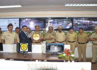 Nagpur police has launched an app called RAKSHA APP