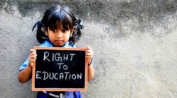 RTE Right to education