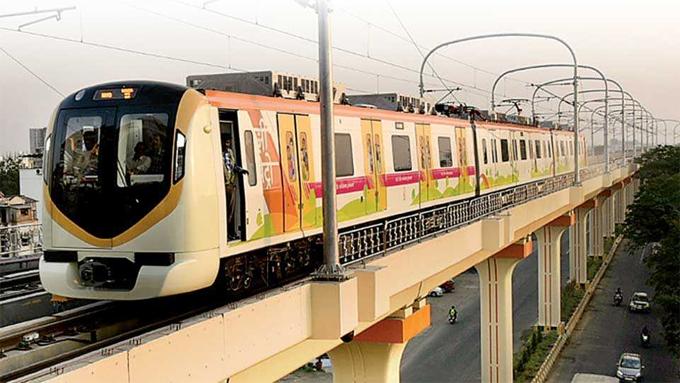 Nagpur metro नागपुर