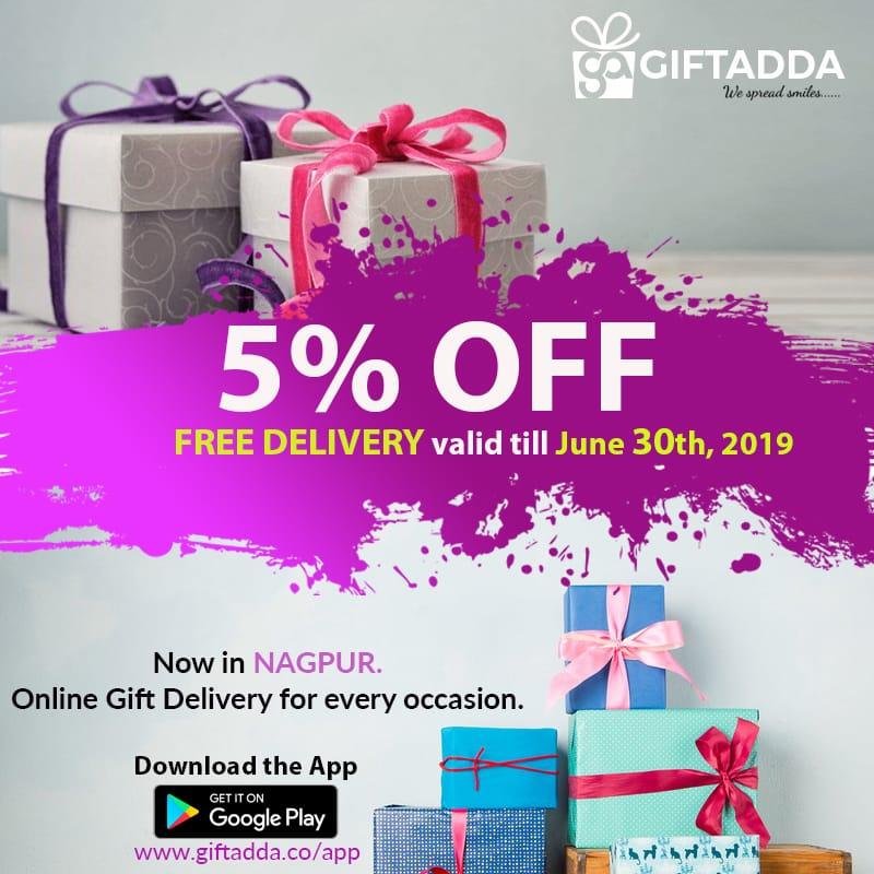 GiftAdda-Online Gift App