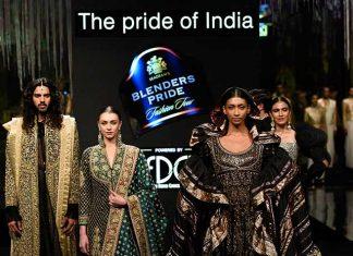 Blenders Pride Fashion Tour